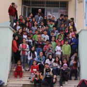 PAÜ Köy Okulu Öğrencilerini Fotoğrafçılıkla Tanıştırdı