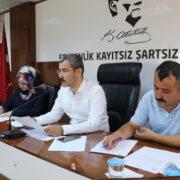 """BAŞKAN VURAL,""""KURS BEDELİ DEĞİL, KATKI PAYI"""""""