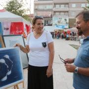 ÇİVRİL'İN RESSAMI FESTİVALDE