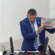 GENÇ ÇİVRİL GAZETESİ TBMM'DE