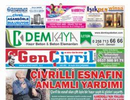 Genç Çivril Gazetesi 202. Sayı