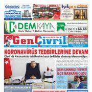 Genç Çivril Gazetesi 217. Sayı
