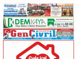 Genç Çivril Gazetesi 219. Sayı