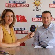 """ERTUĞRUL, """"ORGANİZE SANAYİ KURACAĞIZ"""""""