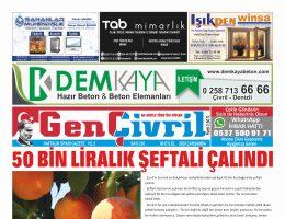 Genç Çivril Gazetesi 236. Sayı