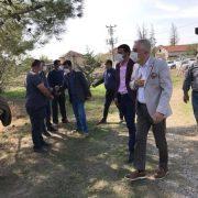 CHP İlçe Başkanı Ataş'ın Acı Günü