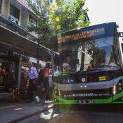 Büyükşehir otobüsleri EKPSS'ye gireceklere ücretsiz