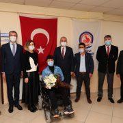 Başkan Zolan Engelliler Meclisi'ni ziyaret etti