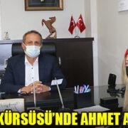 MECLİS KÜRSÜSÜ'NDE AHMET AKKOYUN