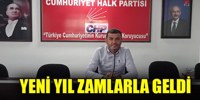 Bülent Nuri Çavuşoğlu'ndan eleştiri