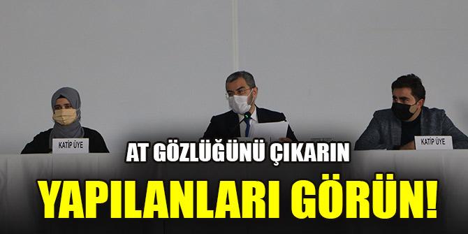 YILIN İLK MECLİSİNDE GERGİNLİK!