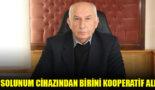 """""""37 KOOPERATİF İÇİNDE İLK ÜÇTEYİZ"""""""