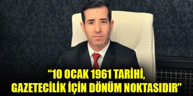 CİRİT'TEN 10 OCAK MESAJI