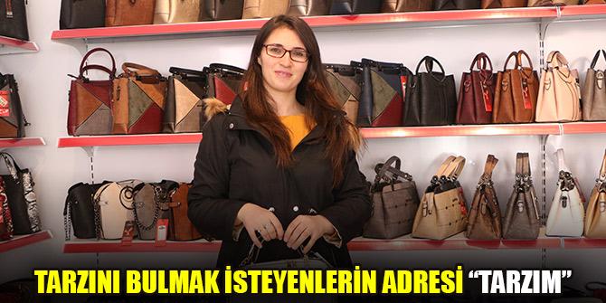 """TARZINI BULMAK İSTEYENLERİN ADRESİ """"TARZIM"""""""