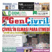 Genç Çivril Gazetesi 258.Sayı