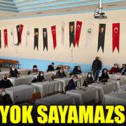 """""""BİZİ YOK SAYAMAZSINIZ!"""""""