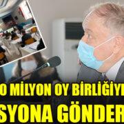 ŞUBAT AYI MECLİSİ TOPLANDI