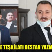 AK PARTİ İL BAŞKANI GÜNGÖR ÇİVRİL'DE