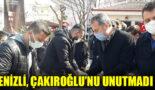 DENİZLİ, ÇAKIROĞLU'NU UNUTMADI